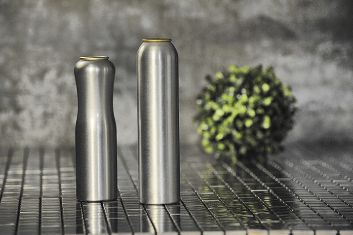 Moderate decline in production of aluminium aerosol cans despite pandemic