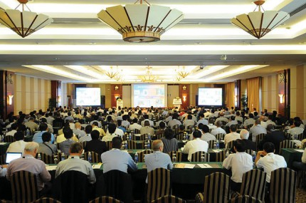 Attendees at Asia CanTech 2011