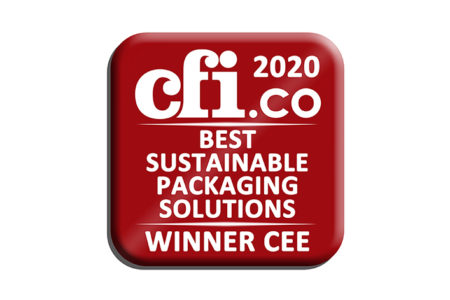 Canpack Group presented with Best Sustainable Packaging Solutions award