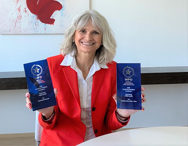 Tubex receives two WorldStar Awards