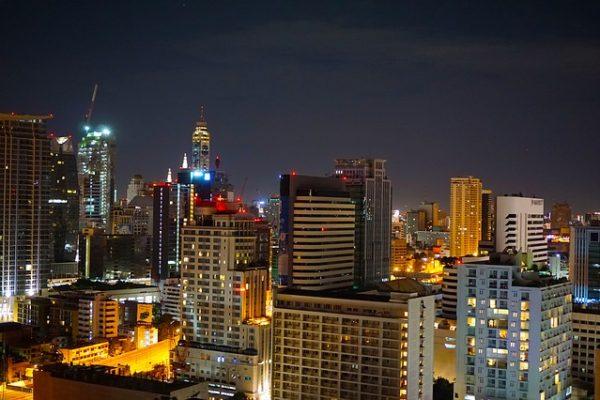 Back to Bangkok!