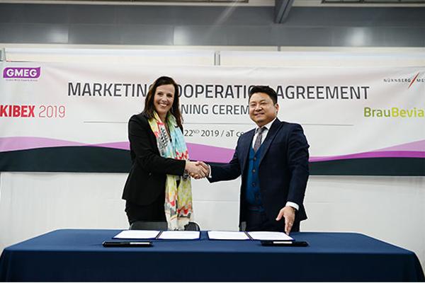 South Korean Kibex joins Beviale family